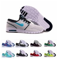 best athletic shoes women - New Summer SB Stefan Janoski Max Running Shoes For Women Men Lightweight Best Tennis Jogging Athletic Trainers Sneakers Eur