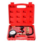 Wholesale Automotive Petrol Engine Compression Tester Test Kit Gauge Car Motorcycle Tool