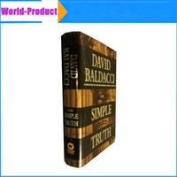 Wholesale Books The Simple Truth Hardcover by David Baldacci DHL Free
