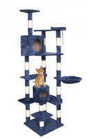 Wholesale New Cat Tree Condo Furniture Scratching Post Pet Cat Kitten House