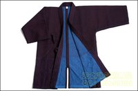 Wholesale Ultimate Quality Navy Blue Hand Stitched Bu Kendo kendogi with HiDriTex