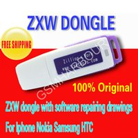 software dongle - original Zillion x Work ZXW dongle with software repairing drawings For Iphone Nokia Samsung HTC and so