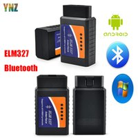 Wholesale obd2 Scanner for Sale ELM327 Bluetooth V1 Diagnostic Tools Cars OBD2 Diagnostic Scanner for Multi Brands Cars KAD NB0714