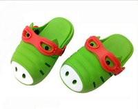 animal friendly shoes - high quality with factory low price eco friendly cool summer baby animal sandal beach clog shoes