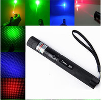 laser pointers - Super Powerful AAA NEW m nm high power green red blue violet laser pointers can focus burn matches burn cigarettes safe key
