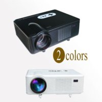 Wholesale Cheap new arrive led native p projector built in digital TV with hdmi ports usb inputs for home theater office meeting