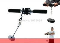 Wholesale The wrist forearm trainer arm throwing device thousand catties gym equipment power training