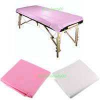 Wholesale new Massage Beauty Waterproof Disposable Bed Table Cover Sheets cm X cm