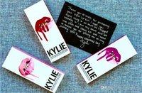 Wholesale 2016 Kylie Lip Kit by kylie jenner Lipstick Kylie Lip Gloss liquid lipstick Matte colors lipliner Make up Cosmetics