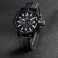 big metal pin - Factory direct selling big dial mechanical metal style male quartz watch for sport or casual