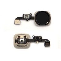 Wholesale for iPhone6 plus Original Home Button with Flex Cable Touch ID Sensor for IPHONE PLUS Replacement Parts