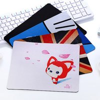 Wholesale Hot sell custom made sublimation digital printed mouse pad with MM