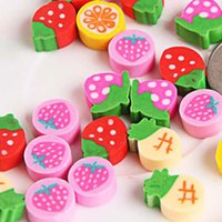 Cheap >3 years Erasers Best Fruit Fantastic Office & School Supplies