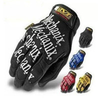 baseball gloves prices - Letter Mittens low price MECHANIX Super General Edition Army Military Tactical Gloves Outdoor Full Finger Motocycel Bicycle Bicycle Mittens