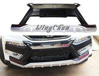 Wholesale High Quality ABS paint Electroplating Front bumper For HONDA XRV Accessories