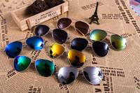 aviator sunglasses for men - 2016 New Metal Frame Fashion Sports Sunglasses For Men Aviator Women Brand Aviator designer Outdoor Cycling Oculos de sol UV400