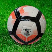 Wholesale Offical size adult match training ball football balls professional soccer balls world cup ball bola de futebol ballon football
