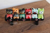 bali wood craft - Crafts Wood Craft for Netsuke Log Cats Furnishing Articles Home Decoration Contains Six Sets A Bench Bali quot