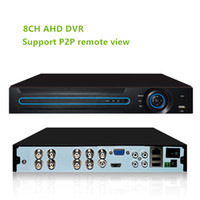 Wholesale Popular model HV AVR2408S CH video input CCTV AHD DVR with CH audio input DVR recorder
