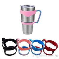Wholesale 2016 Top Sale High Quality Cups multi colors Handle for Oz YETI Rambler Tumbler