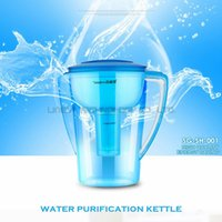 Wholesale Soglen Water Purifier Kettle level Purify Filters out Heavy Metal Silt Chlorine Enhances Water PH Balance for Healthy Drinking for Family