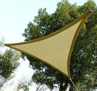 awnings patios - 18 Outdoor Triangle Sun Shade Sail Awning Patio Pool Shelter Cover Sand