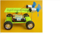 battery powered cars for kids - Assembles Toy Dual Motor Propeller Wind Power Car Educational Toys DIY For Kids toy car game