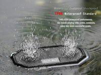 bee tablet - New Bee Wireless bluetooth speakers CSR IP66 Waterproof Portable Pocket Outdoor Speaker with Mic for Smart Phones and Tablets