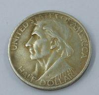 bicentennial dollars - 1935 Daniel Boone Bicentennial Commemorate Half Dollar Copy Coins