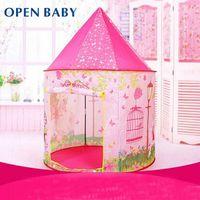 best garden games - New Best Quality Child Game House Baby Beautiful Play Tent Indoor And Outdoor Teepee Secret Garden Kids Toy Tent