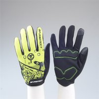 Wholesale Soul Travel Men Full Finger Windproof Touchscreen Washable Winter Bike Gloves Bicycle Cycling Sport New Eldiven Guantes Ciclismo