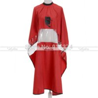 hair cutting cape - Adult Waterproof Transparent Hair Cut Salon Gown Hairdressing Barber Cape Wrap cape boats