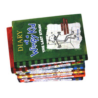 Wholesale 2016 gift used book Diary wimpy Kids books