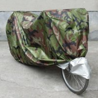 Wholesale Camo Bike Cover T Extra Heavy Duty Outdoor Anti UV Waterproof Bicycle Cover