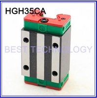 Wholesale HGH35CA Open Linear Bearing HIWIN linear block carriage Slide Block for Square Linear Guide Rail