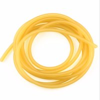 Wholesale NEW x4 mm Natural Latex Rubber Surgical Band Tube Tubing Elastic M Outdoor