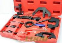 Wholesale Cam lock Flywheel BMW Engine VANOS Timing Belt Crankshaft locking Tool Kit Set Timing chain pre tensioner tool