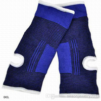 Wholesale 2015 Hot Sale Sports Safety Ankle Protection Elastic Brace Guard Soft Support Sports For Football Basketball Outdoor Sport DCL