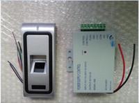 Wholesale with power supply transformer IP65 khz metal Fingerprint Biometric access control rfid reader door access control
