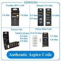 Cheap Nautilus coils Best triton coil