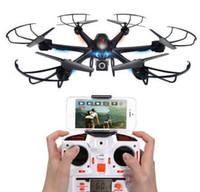 Wholesale Christmas sale drone with camera Four channels Six axis aerial P UAV Airplane Exporters drones