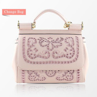 Wholesale 2016 Embroidered Lace Bag Fashion Embroidery Vintage One Shoulder Handbag Women s Cross body Bags Handbags Women Famous Brands