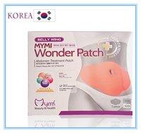 Wholesale 10pcs boxesMymi Wonder Patch Korea Mymi Slimming Patch slimming patch