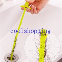 Wholesale Sink cleaning hook bathroom floor drain sewer dredge device
