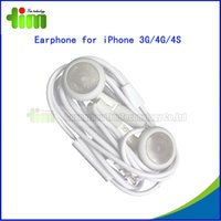 best headphones iphone - 100pcs Best Quality Earphone Headphone Headset with Mic Volume Remote Control Earphones for iphone G G S Tim03