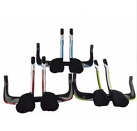 bicycle handlebar tt - NEW comego full carbon rest handlebar bicycle handlebar Aero carbon tt bike handle bars trial handle bar TT bar bicycle parts