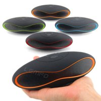 Wholesale Mini X6 Bluetooth Speaker Wireless Stereo Portable Handsfree Subwoofer Mp3 Player Loudspeaker For Mobile Phone PC Laptop Tablet