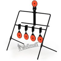 airgun accessories - Airgun Plate Reset Target Not For Airsoft Paintball Archery Shooting Improving Hunting Shooting Tactical Skill tactical accessories
