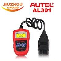 al cans - Auto Diagnostic Tools Code Reader AL Newest English Autel AutoLink AL301 OBDII CAN Code Reader for Porsche