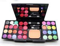 ad powder - 206 Hot New Selling Authentic ADS Edith Dressing eye shadow Lipstick Blush Powder Makeup Palette Set